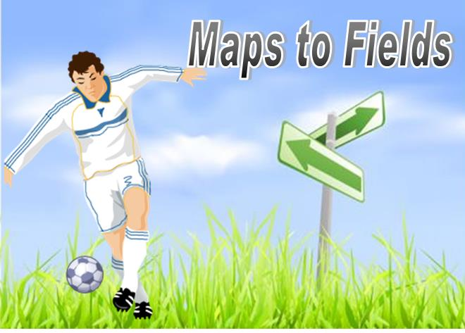 Maps To Area Soccer Fields Youth Soccer Holmen WI - Maps soccer