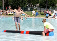 2019 Log Rolling Classes – Holmen @ Holmen Area Aquatic Center